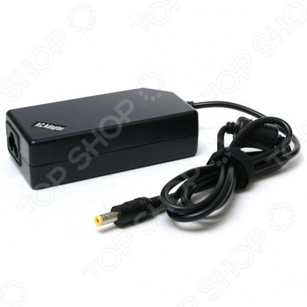 Адаптер питания для ноутбука Pitatel AD-024 адаптер питания от сети ginzzu ga 1090u для ноутбуков 90вт 8 коннекторов 2хusb 1a