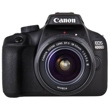 Купить Зеркальный фотоаппарат Canon EOS 4000D KIT