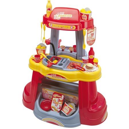 Купить Игровой набор для ребенка Palau Toys «Бистро»