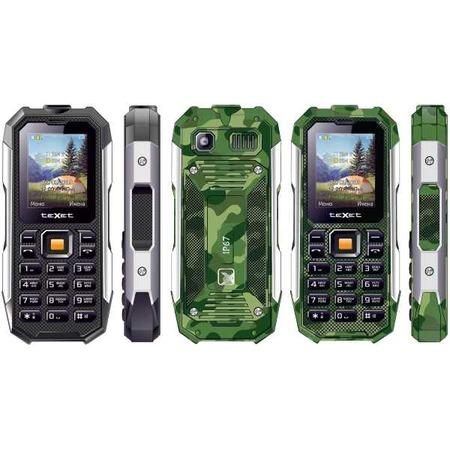 Мобильный телефон защищенный Texet TM-518R