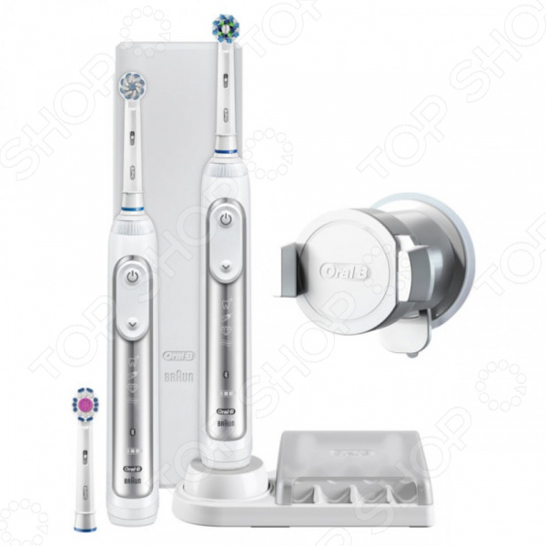 Щетка зубная электрическая Braun Oral-B Genius 8900/D701