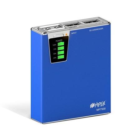 Купить Аккумулятор внешний HIPER MP7500
