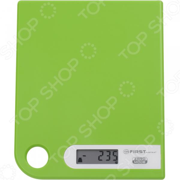 Весы кухонные First 6401-1