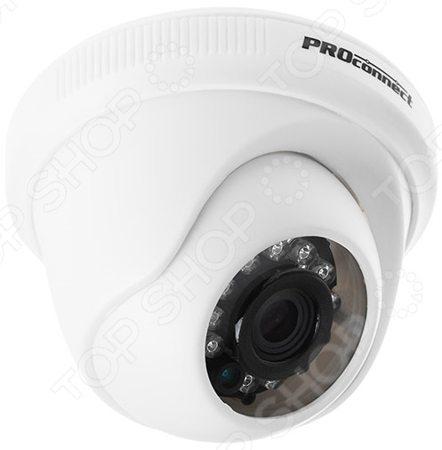 Камера видеонаблюдения купольная PROconnect 45-0159