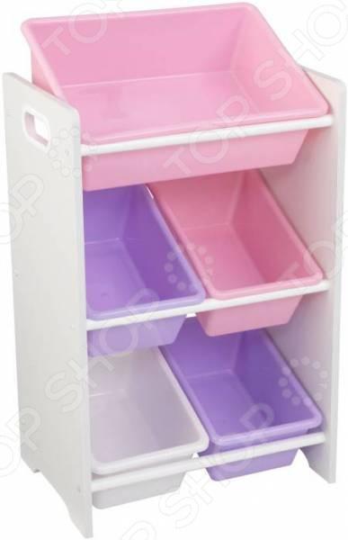 Система для хранения игрушек KidKraft с 5 контейнерами 15473_KE