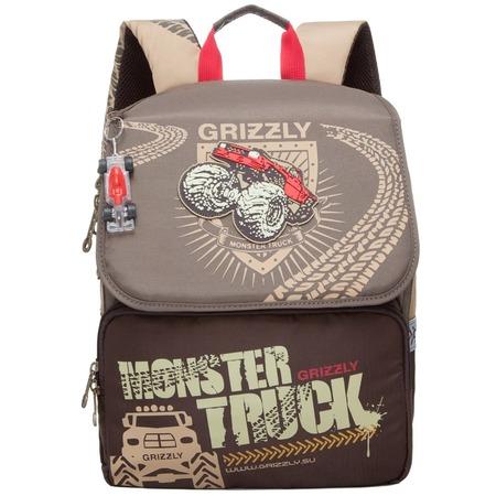 Купить Рюкзак школьный Grizzly RA-671-2/1