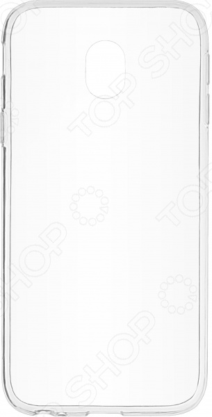 Накладка защитная skinBOX Samsung Galaxy J3 (2017) аксессуар чехол накладка samsung galaxy a3 2017 skinbox silicone chrome border 4people silver t s sga32017 008