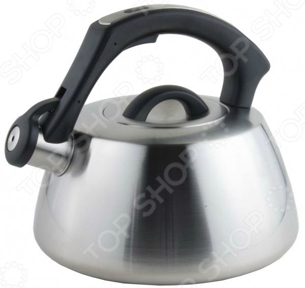 Чайник со свистком Bekker BK-S445