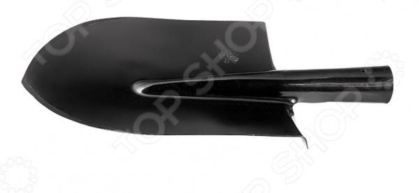 Лопата штыковая без черенка Амет 61410 лопата штыковая дренажная truper 17163