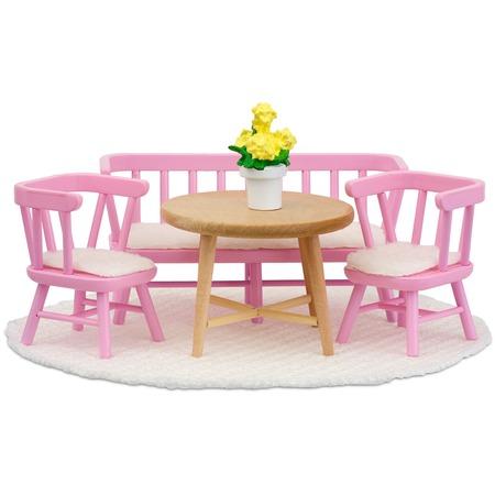 Купить Мебель для куклы Lundby Smoland «Обеденный уголок»