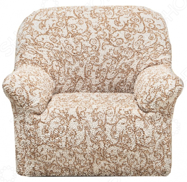 Zakazat.ru: Натяжной чехол на кресло Еврочехол «Виста. Антея»