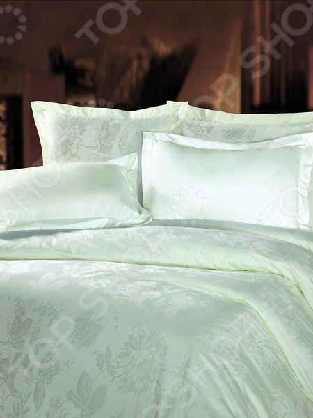 Комплект постельного белья Mona Liza Пион. Евро