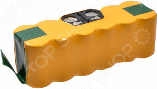 Аккумулятор для пылесосов Pitatel VCB-002-IRB.R500-40M pitatel vcb 002 irb r500 33m аккумулятор для пылесоса