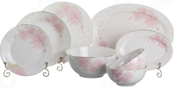 Сервиз столовый Japan Sakura «Нежность» 440-004