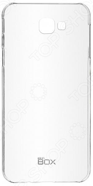 Чехол защитный skinBOX 4People Crystal для Samsung Galaxy J5 Prime/On5SM-G550F