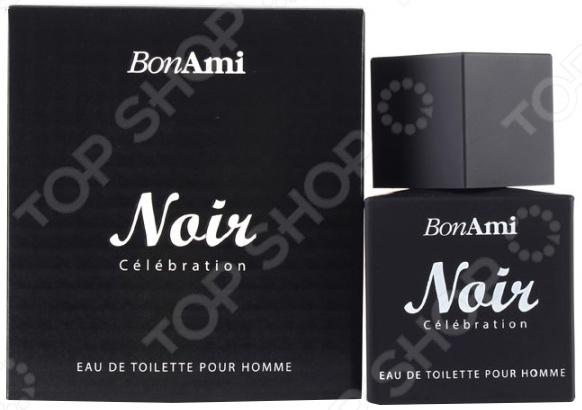 Туалетная вода для мужчин Parli Noir, 100 мл chanel туалетная вода coco noir 15 ml