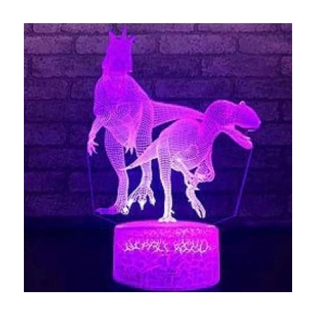 Купить Светильник 3D «Динозавры»