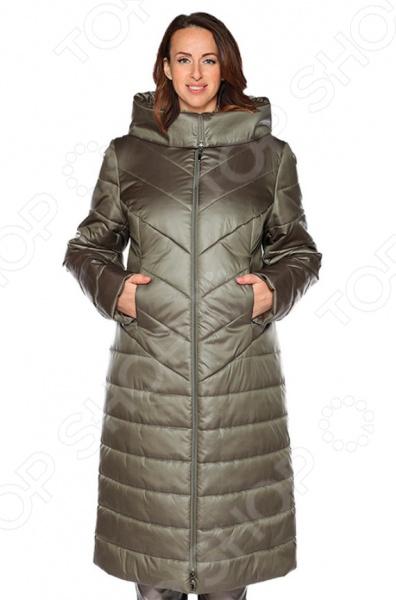 Куртка Pit.Gakoff «Морозное утро». Цвет: хаки