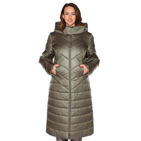 Купить Куртка Pit.Gakoff «Морозное утро». Цвет: хаки