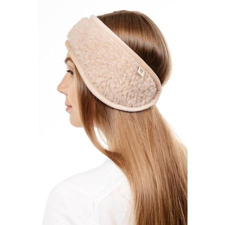 Повязка меховая для головы