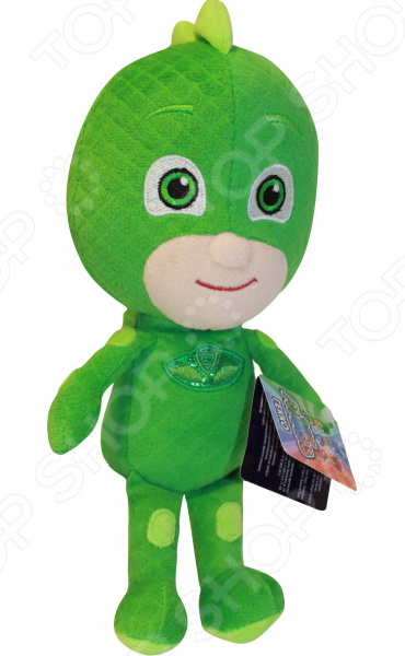 Мягкая игрушка PJ Masks «Гекко» 32605