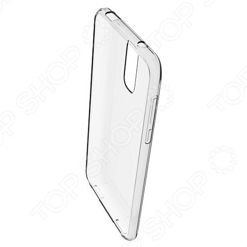 Чехол BQ 5525 Practic смартфон bq mobile bq 5525 practic black
