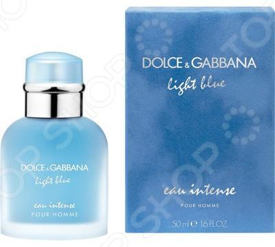 Парфюмерная вода для мужчин Dolce&Gabbana Light Blue Intense