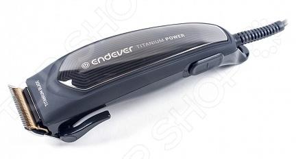 Машинка для стрижки Endever Sven 970 машинка для стрижки волос endever sven 980
