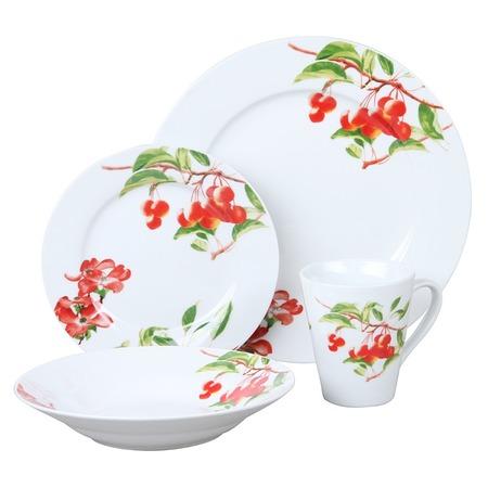 Купить Набор столовой посуды «Вишневый сад»: 16 предметов