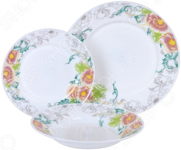 Набор столовой посуды Rosenberg RGC-100105