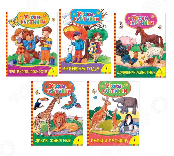 Книги Росмэн 2000000354880 книжки картонки росмэн мамы и малыши домашние животные первые слова