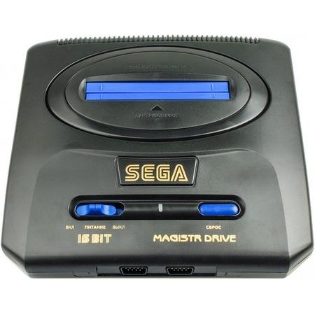 Купить Приставка игровая Sega Magistr Drive 2