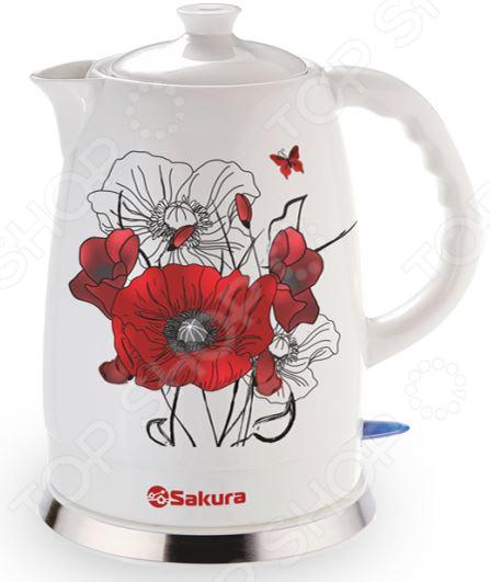 Чайник Sakura SA-2028M цена