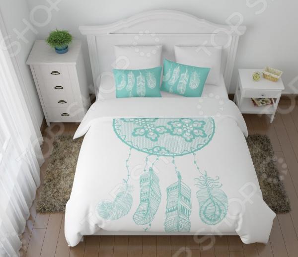 Комплект постельного белья Сирень «Тайны сна»