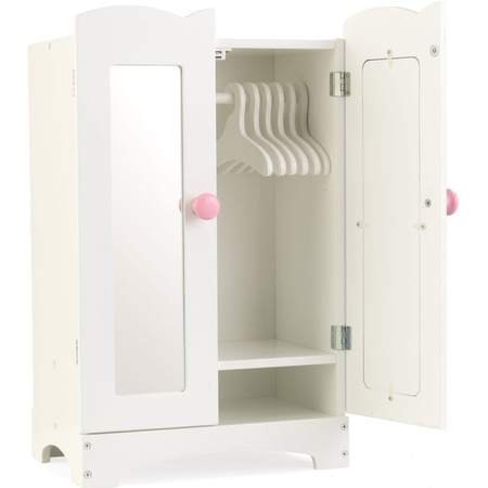 Купить Мебель для куклы KidKraft «Шкаф»