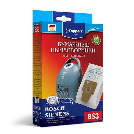 Купить Фильтр для пылесоса Topperr BS 3