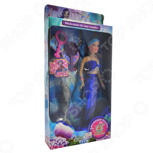 Кукла с аксессуарами «Русалочка» игрушка кукла mini lalaloopsy с дополнительными аксессуарами