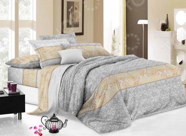 Zakazat.ru: Комплект постельного белья Cleo 002-PC. 2-спальный