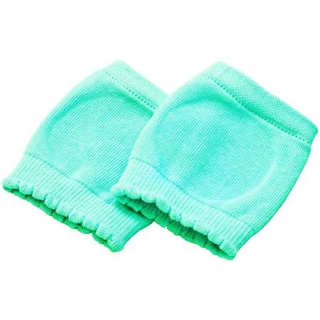 Купить Налокотники с силиконовой подкладкой увлажняющие «Naomi». Цвет: бирюзовый