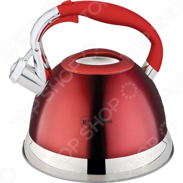 Чайник со свистком Rainstahl RS/WK-7609-27. В ассортименте чайник со свистком rainstahl 7600 27rs wk в ассортименте