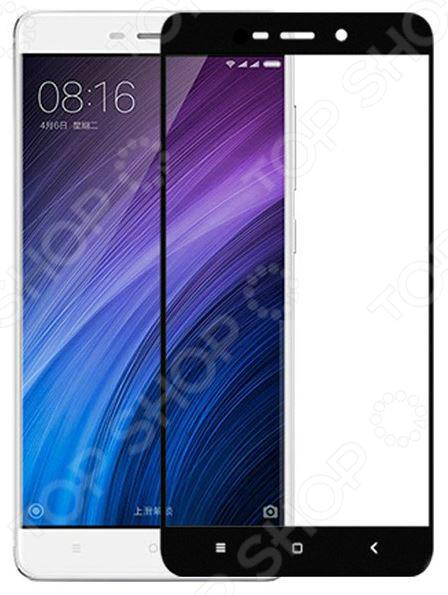 Стекло защитное 2.5D Media Gadget для Xiaomi Redmi 4A цена и фото