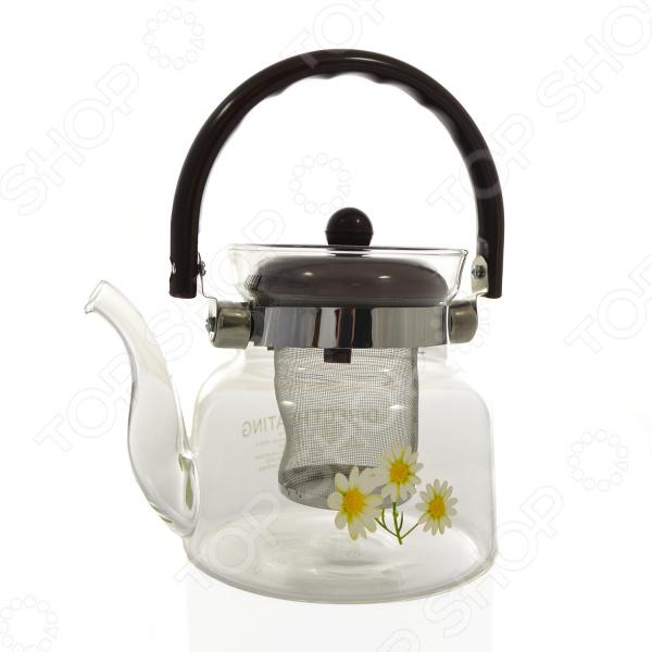 Чайник заварочный Wellberg WB-6851. В ассортименте