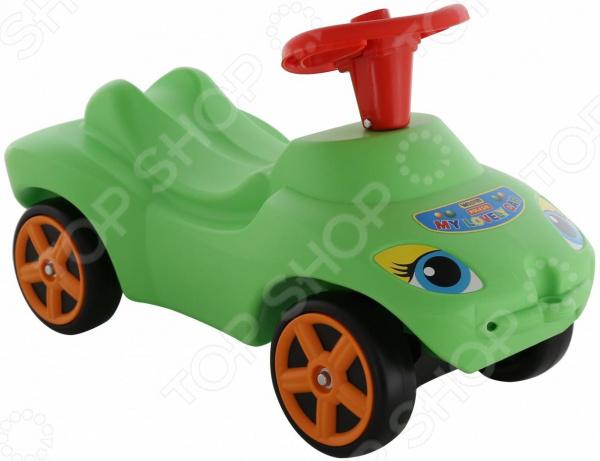 Автомобиль-каталка Wader My Lovely Car