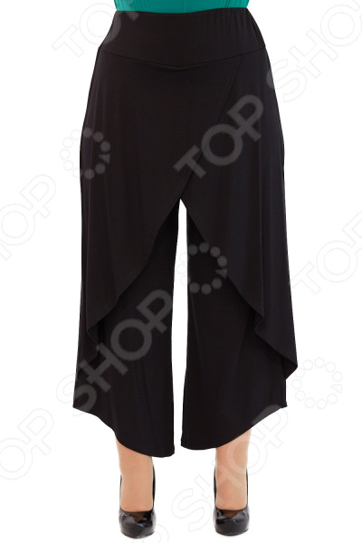 Брюки Матекс «Камилла». Цвет: черный футболка asics футболка layering top