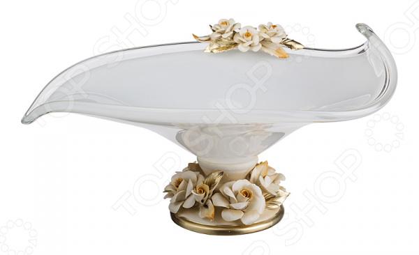 Чаша декоративная WHITE CRISTAL 647-537 WHITE CRISTAL - артикул: 1863651