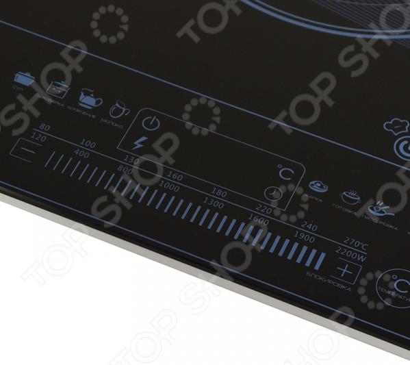 Плита настольная индукционная Endever IP-32 2