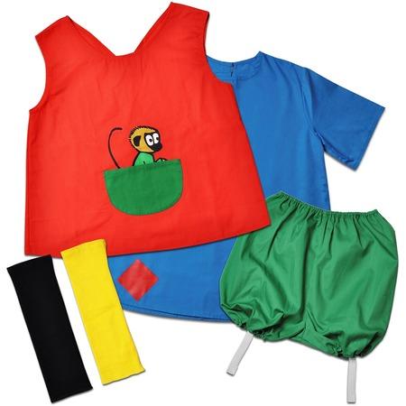 Купить Карнавальный костюм для девочки Micki «Пеппи ДлинныйЧулок»