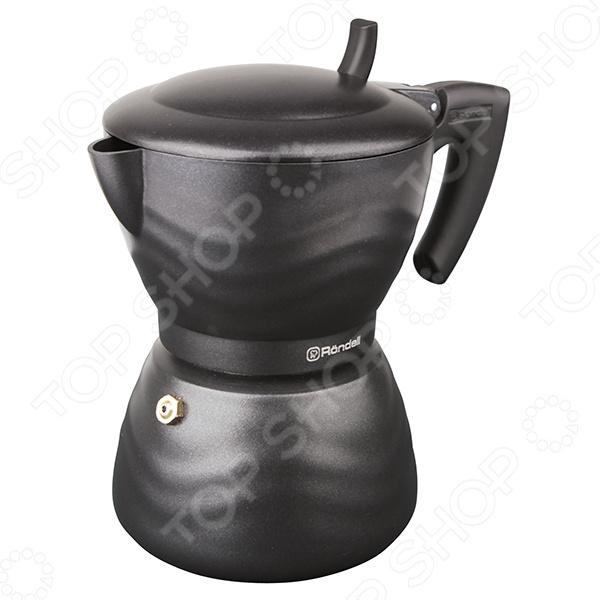 Кофеварка гейзерная Rondell Walzer RDA-432 гейзерная кофеварка 6 чашек rondell walzer rda 432