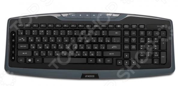 Клавиатура Jet.A SlimLine K17 W стоимость