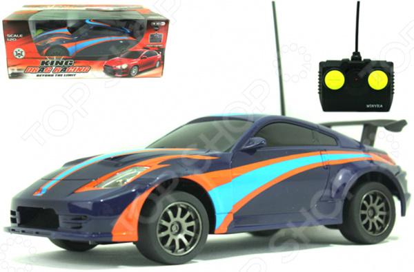 Машинка на радиоуправлении Yako «Спорт» 1724292